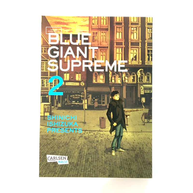 Blue Giant Surpreme Band 2 - J-Store Online