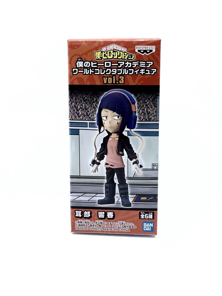 My Hero Academia - PLUS ULTRA - World Collectable Figure Vol. 3 - J-Store Online