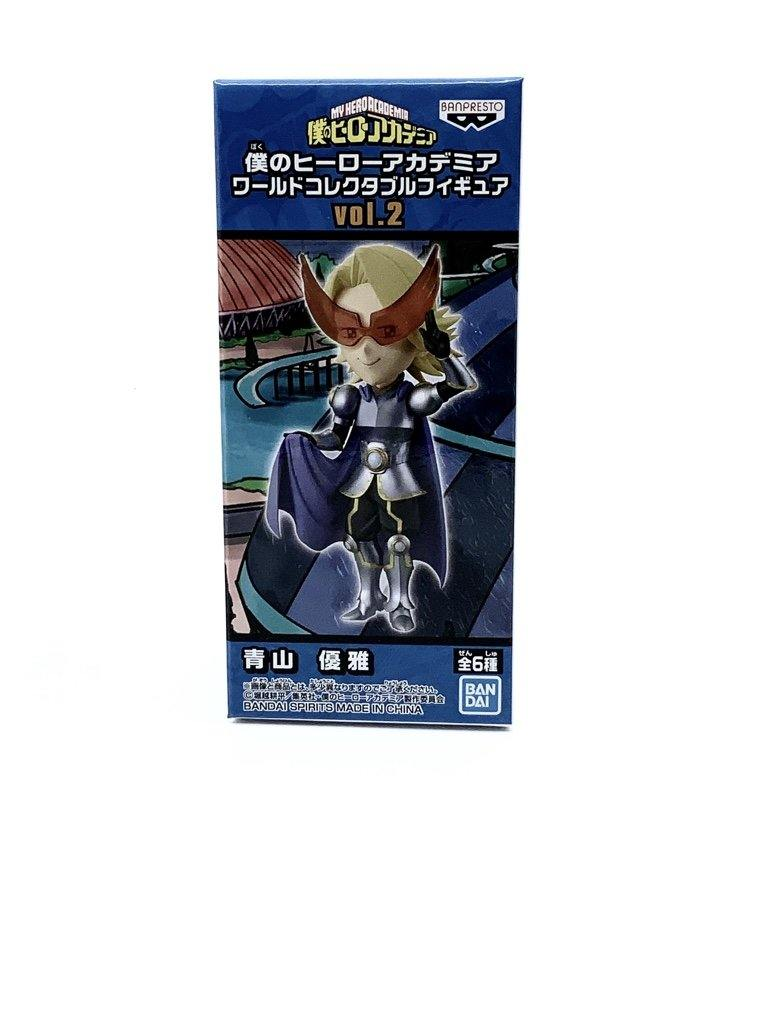 My Hero Academia - PLUS ULTRA - World Collectable Figure Vol. 2 - J-Store Online