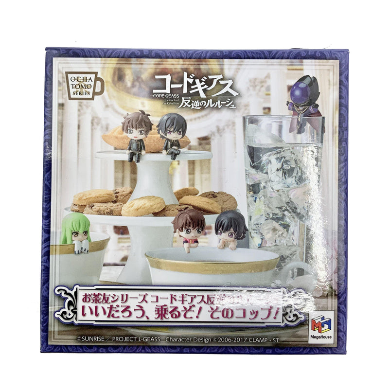 Code Geass - Glas Sitting Doll