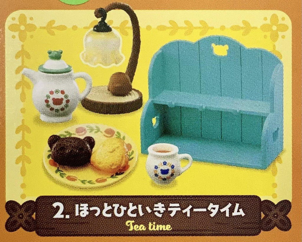 Rilakkuma - A Small Forest House - J-Store Online