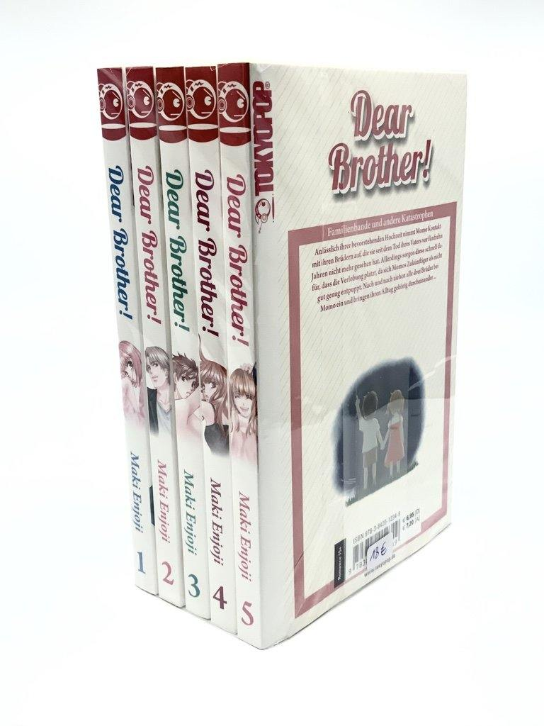 Dear Brother! 1-5 (Komplett)