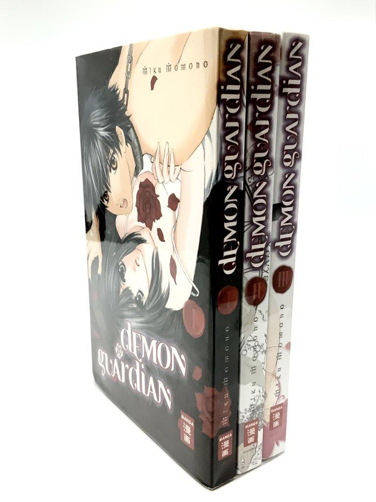 Demon Guardian 1-3 (Komplett)