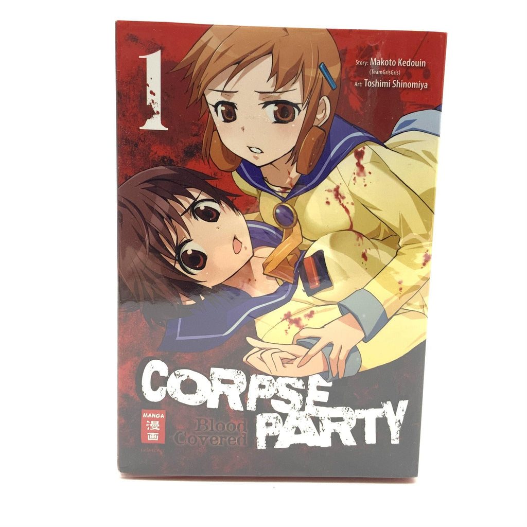 Corpse Party: Blood Covered 1-10 (Komplett)