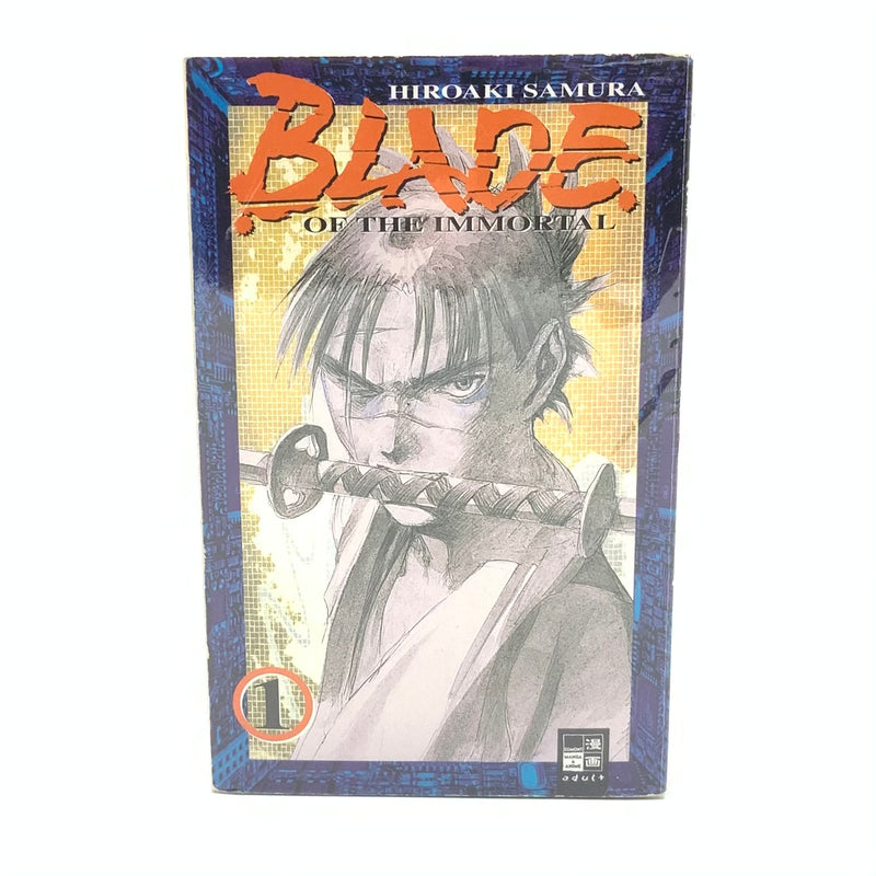 Blade of the Immortal Band 1-6 + 14-24