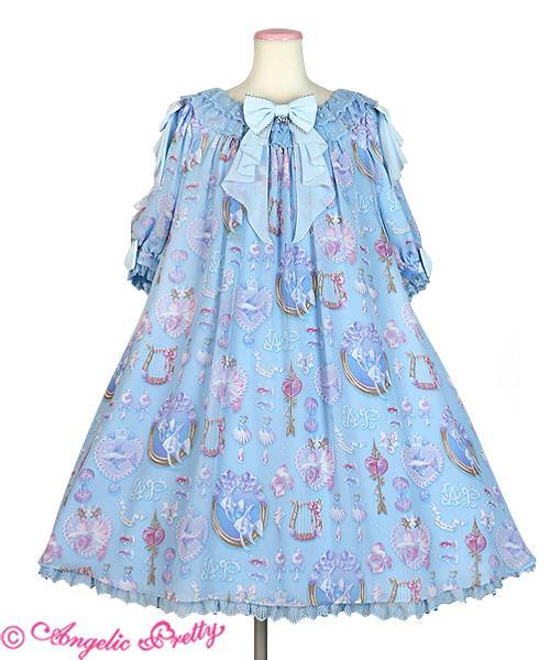 ANGELIC PRETTY Jewelry Aquarium  Onepiece