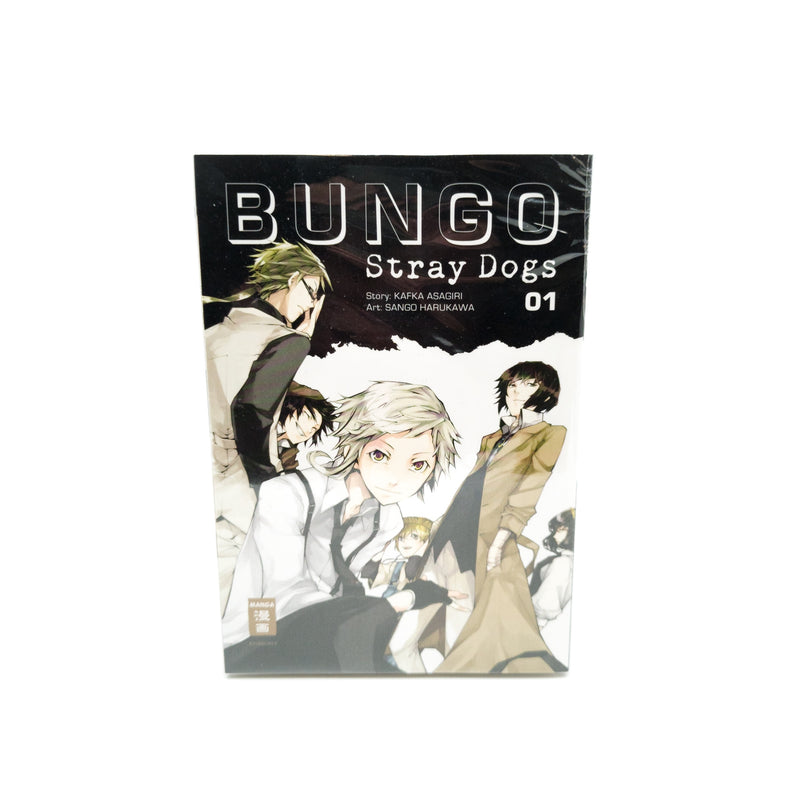 Bungo Stray Dogs Band 1 mit Extra - J-Store Online