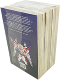 Mobile Suit Gundam Wing 1-6 (Komplett)