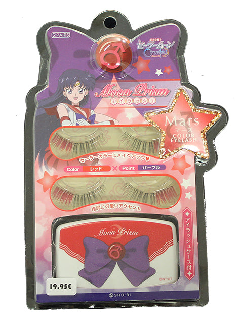 Sailor Moon Crystal Lashes - Sailor Mars - J-Store Online