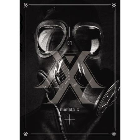 Monsta X - Trespass - 1st Mini Album