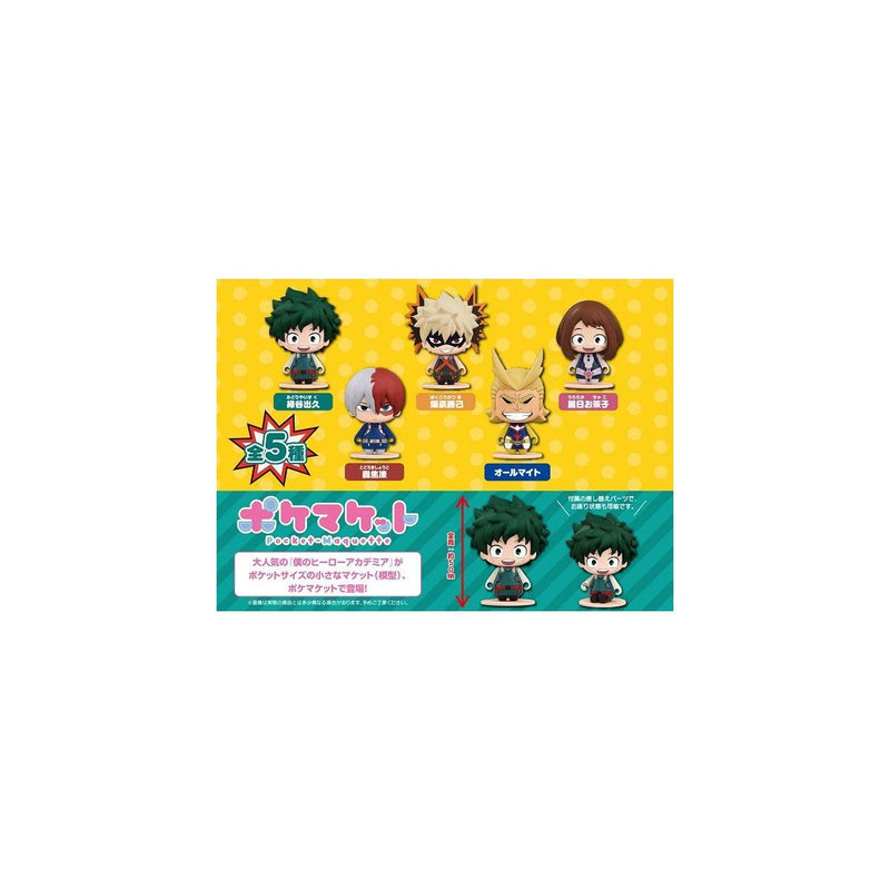 My Hero Academia - Pokematto Series 01 - J-Store Online