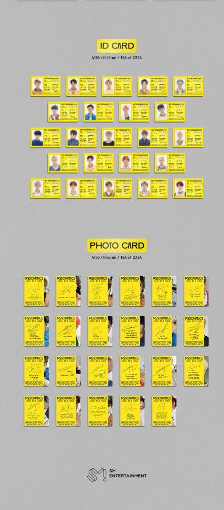 NCT - The 2nd Album - Resonance Part 2 : Departure (White)