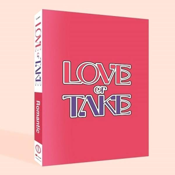 PENTAGON - LOVE OR TAKE (11TH MINI ALBUM) - Pre-Order