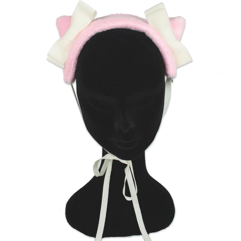Atelier Nuno - Ears Momo Rosa: Candy Rose - J-Store Online