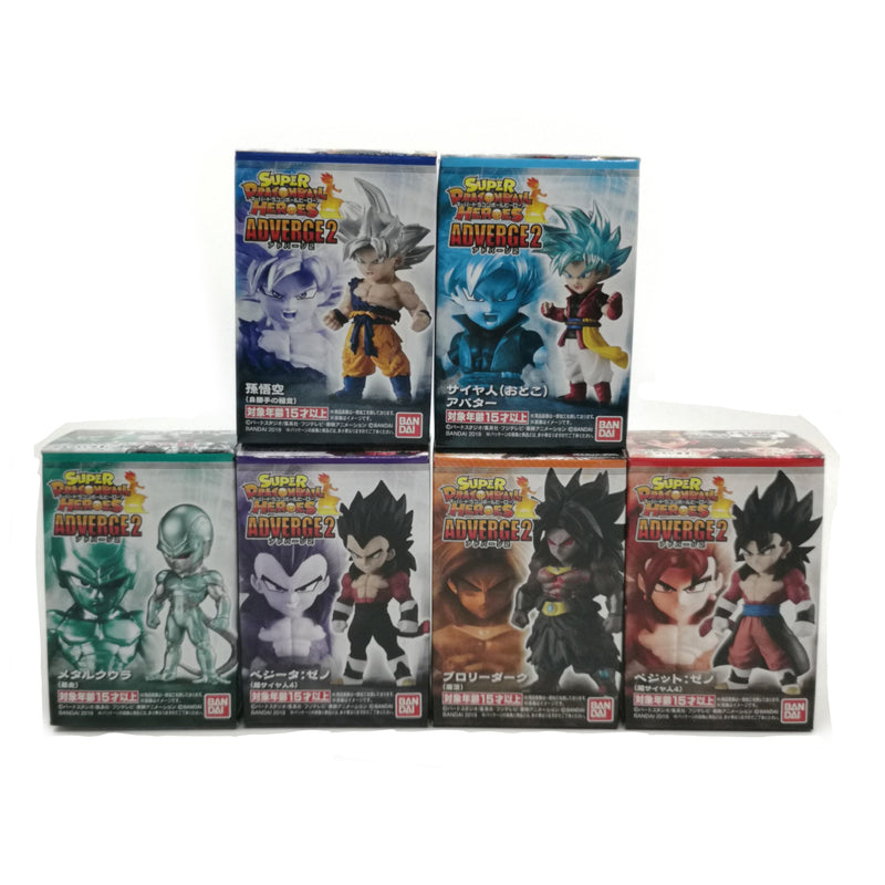 Super Dragon Ball Heroes Adverge 2 - J-Store Online
