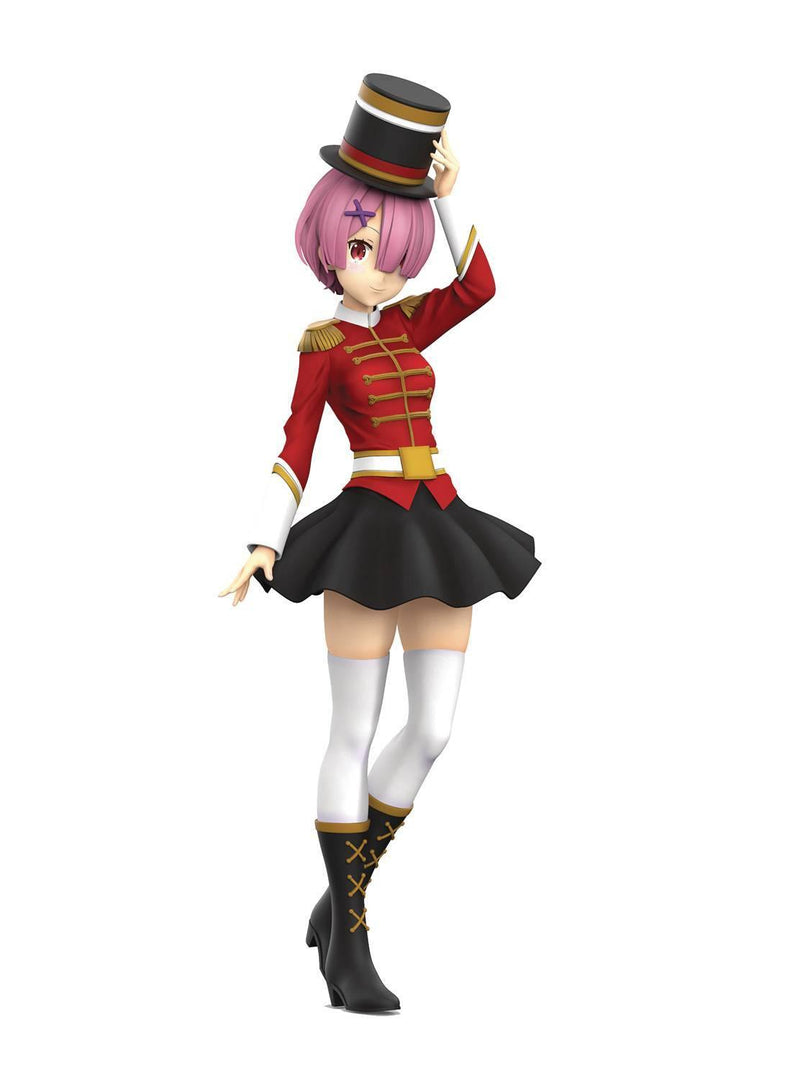 Re:Zero - RAM - Nussknacker Outfit (Pink Hair)
