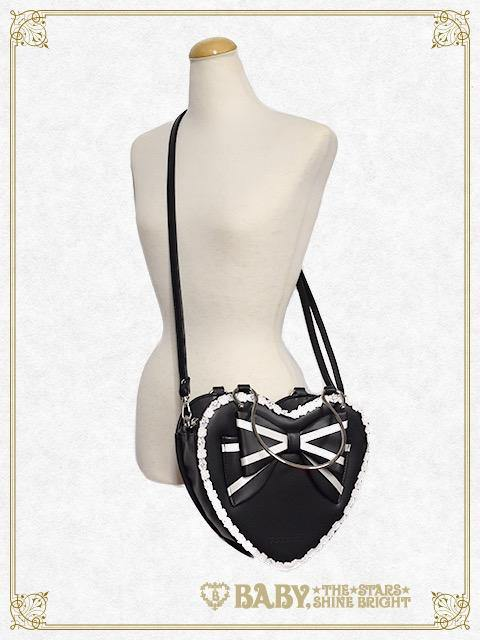 BABY THE STARS SHINE BRIGHT - Ribbon Heart Bag - J-Store Online