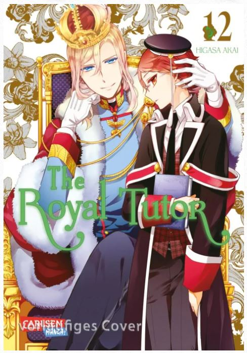 The Royal Tutor 12