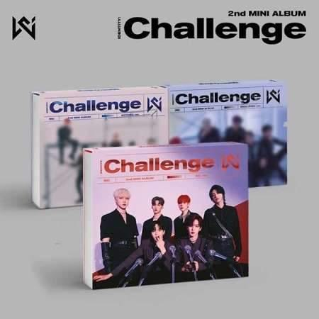 WEI Identity : Challenge 2nd Mini Album