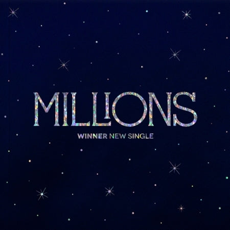 WINNER - Millions (Single Album) - J-Store Online
