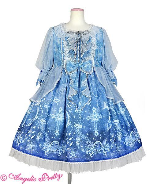 ANGELIC PRETTY - Sleeping Deep Sea Stars OP