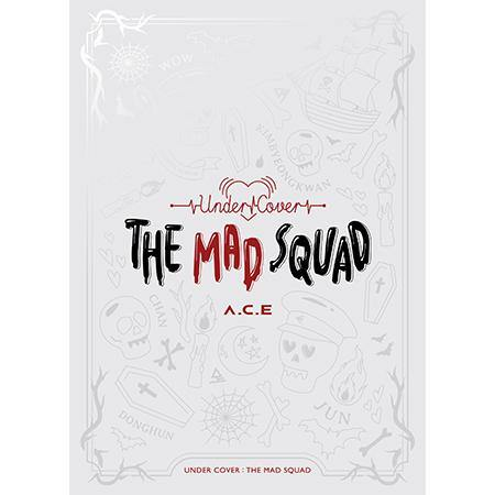 A.C.E - Under Cover (The Mad Squad) - Jetzt lieferbar