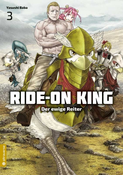 Ride-on King - Band 3