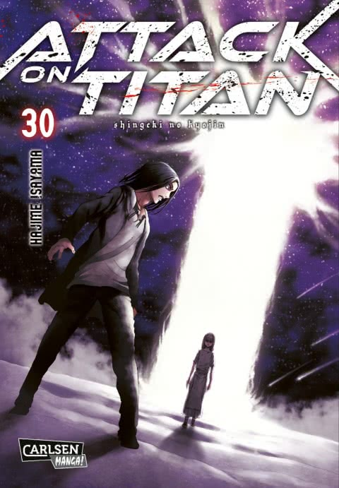 Attack on Titan - Band 30