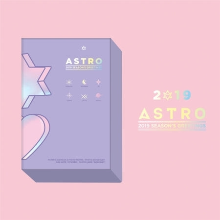Astro - 2019 Season's Greetings (Sunny Version) - Pre-Order