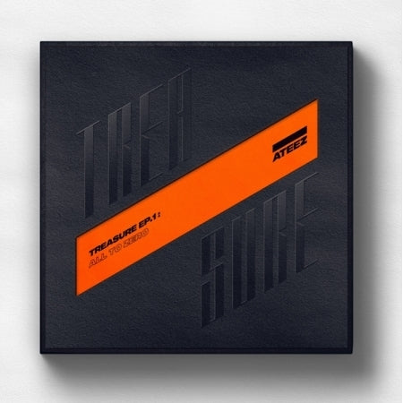 ATEEZ - Treasure Ep.1: All to Zero - Pre-Order (Re-Press) - J-Store Online