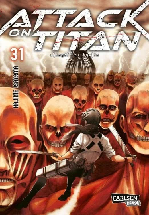 Attack on Titan - Band 31