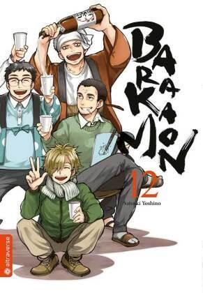 Barakamon - Band 12