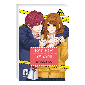 Bad Boy Yagami  - Band 11 - J-Store Online