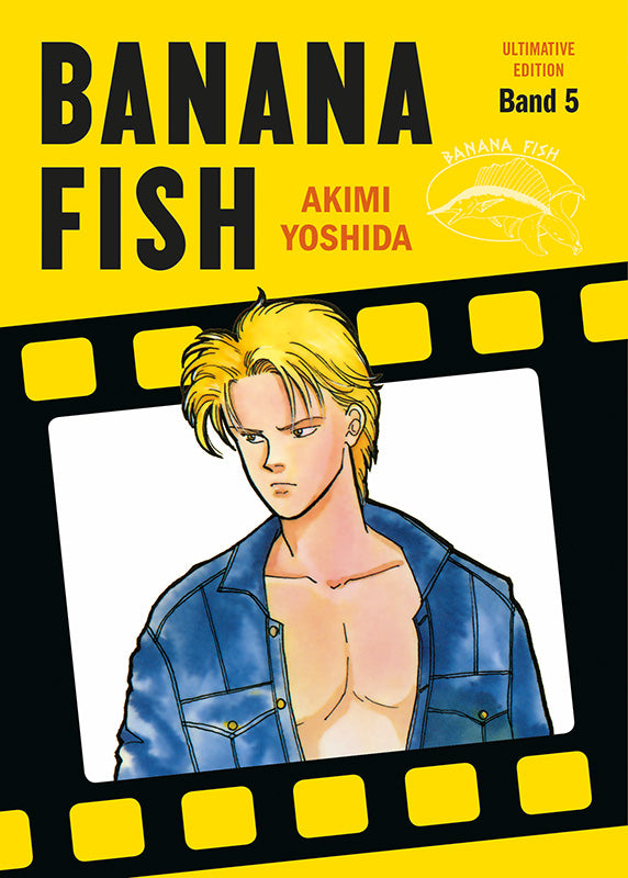 Banana Fish - Ultimative Edition - Band 5