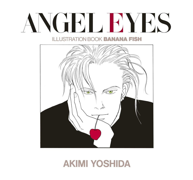 Banana Fish - Angel Eyes - jap. Artbook