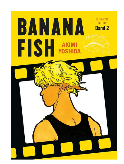 Banana Fish - Ultimative Edition - Band 2