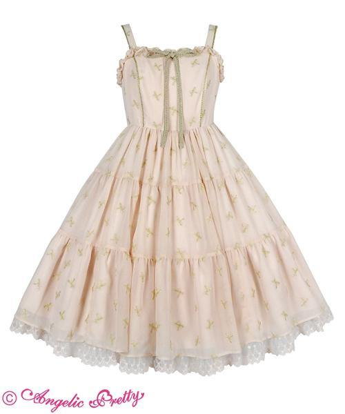ANGELIC PRETTY - Tiny Ribbon JSK