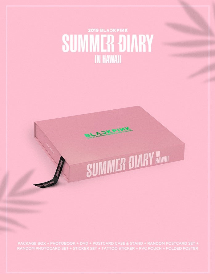 Blackpink - 2019 Blackpink's Summer Diary (in Hawaii) - J-Store Online