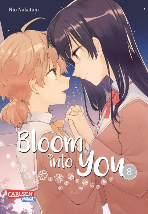 Bloom into you - Band 8