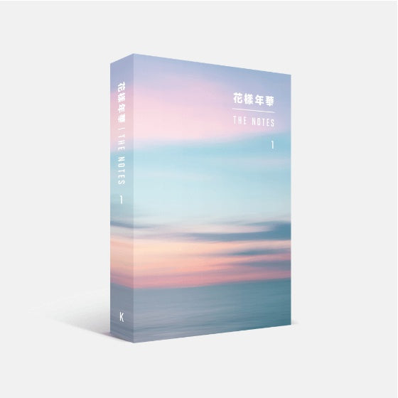 BTS - The Notes (1) - The Most Beautiful Moment in Life (Korean Version) - Pre-Order