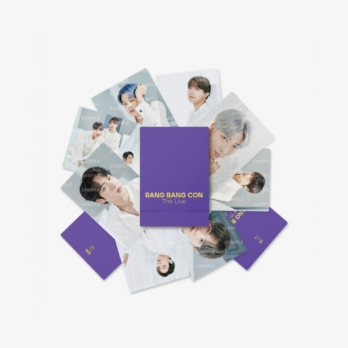 BTS - BTS Bang Bang Con - The Live - Mini Photocard Set
