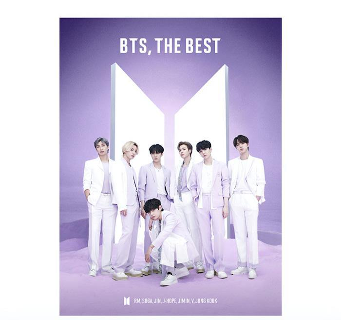 BTS - The Best (Japan Release) - Pre-Order