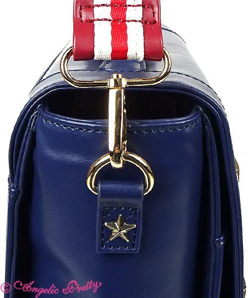 ANGELIC PRETTY British School Ribbon 3-way Rucksack