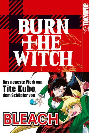 Burn The Witch - Band 01 - J-Store Online