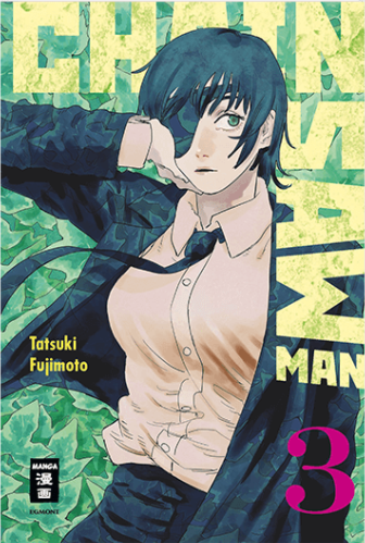 Chainsaw Man - Band 03