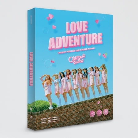 Cherry Bullet - Love Adventure (2nd Single Album) - Pre-Order