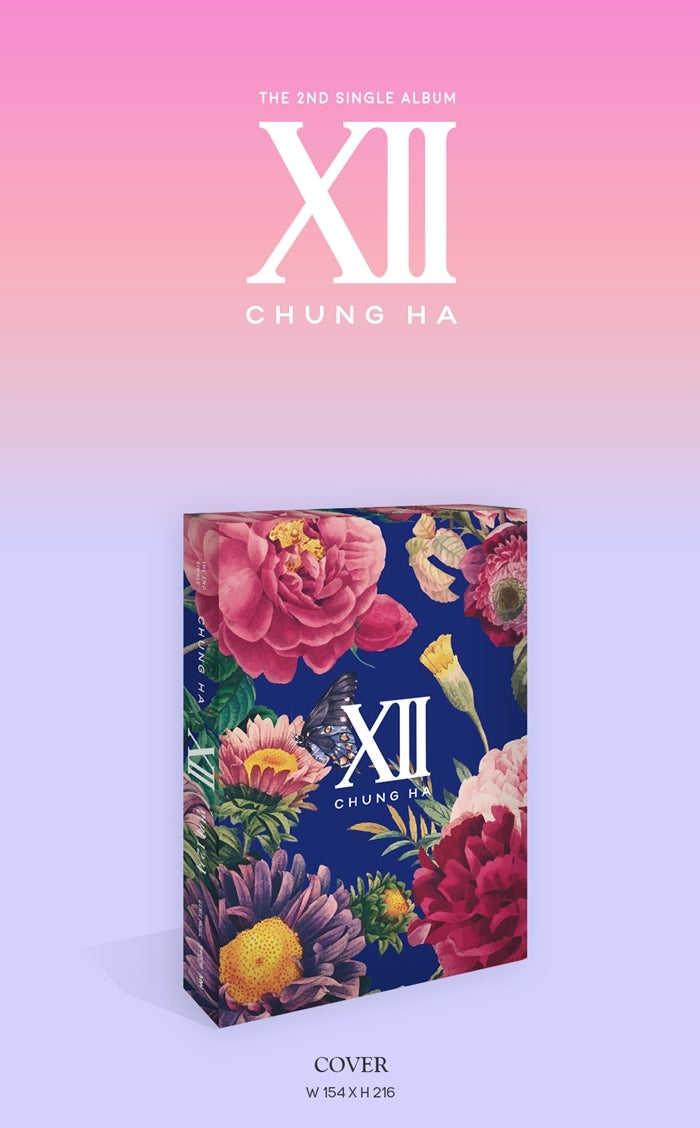 Chung Ha - 2nd Single Album (limited Edition) -  Pre-Order
