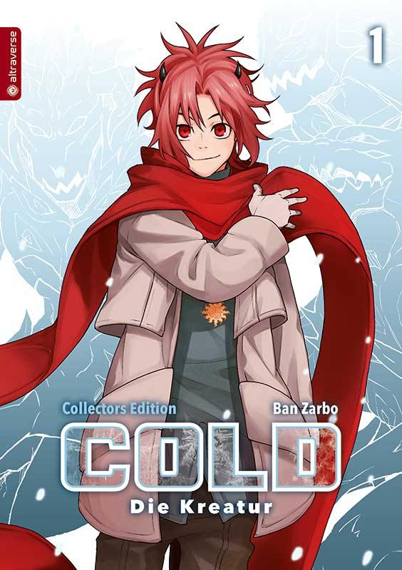 Cold – Die Kreatur - Band 01 (Collectors Edition)