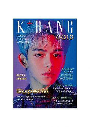 K-BANG - Gold Vol. 8 - Plus 2 Poster