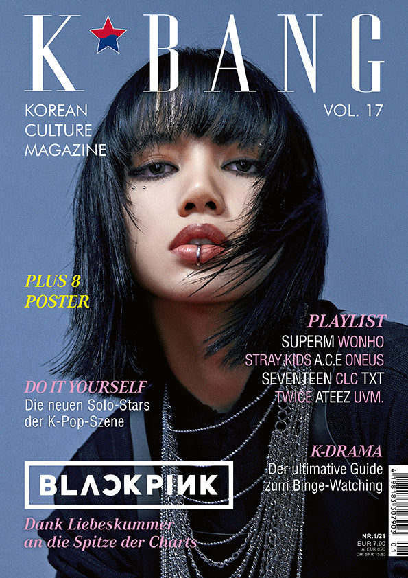 K-BANG Vol. 17 - Nr. 01/2021 - Lisa Edition